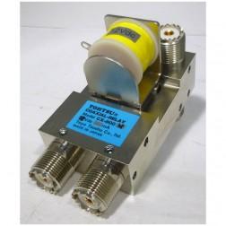 CX800M Coaxial relay, DPDT, 12 Volt, UHF Connectors, Tohtsu