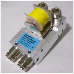CX800N-24 Coaxial relay, DPDT, Type-N (6 female), 24v, Tohtsu