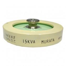 DCT80-501k  Doorknob Capacitor, 500pf 12kvdc,  Murata