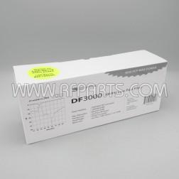 DF3000 RF Limited 30MHz 3,000W (PEP) Low Pass TVI Filter 50 Ohm, Non Polar