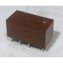 DSBT2-S-DO5V Relay, 5v 2a dpdt. Nais