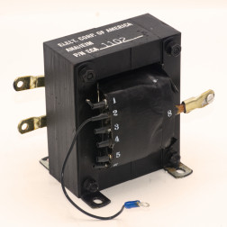 ECA1102 Filament Transformer, 200-240vac Primary, 7.5vac Nom. Secondary, ECA