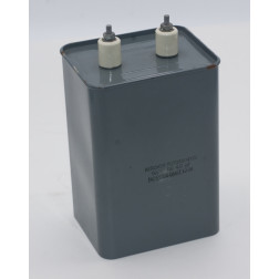PO7D5004Y21  Oil Filled Capacitor, 4uf 5000vdc, Aerovox (C703) Henry 3000D
