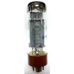 EL34/6CA7-SVET-MP  Tube, Power Amplifier Pentode, 6CA7 / EL34, Matched Pair, SVETLANA