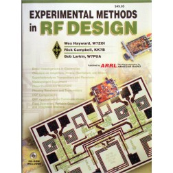 EMRFD Book, arrl experimental, Methods in rf design, ARRL