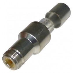 EZ600NF  Type-N Female EZ connector, LMR600, Cable Group: L2, TIMES