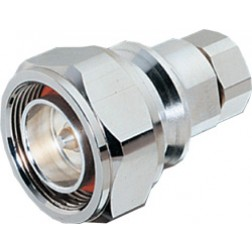 F4PDMV2-C  7/16 DIN Male Connector, FSJ4-50B, Andrew