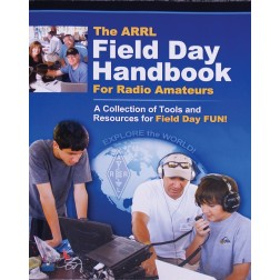 FDH Book, ARRL, Field Day Handbook, ARRL