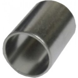FER205 Ferrule for Cable Group I connectors, Silver, RF Industries