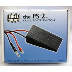 FS-2 Dual Foot Switch, Heil