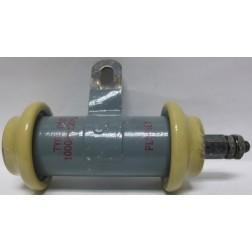 FT1000-10-06/U  Feed Thru Capacitor, 1000pf 10kv, Plessey (Clean Used)