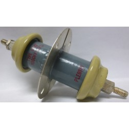 FT1000-10-09/U  Feed Thru Capacitor, 1000pf 10kv, Plessey (Clean Used)