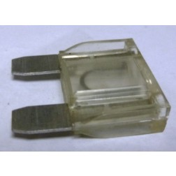 FUSE-LGBLD40 Fuse, large blade, clear 40 amp