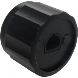 GALXKNOB8 - Galaxy Black Inner Round Replacement Knob