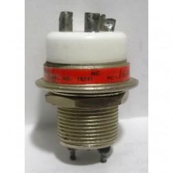 HC1/538-P  Vacuum Relay, SPDT, 26.5vdc, Kilovac (Clean Pullout)