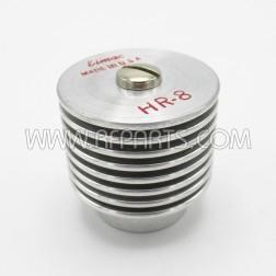 HR-8 Eimac Heat-Dissipating Connector Top Cap (NOS)