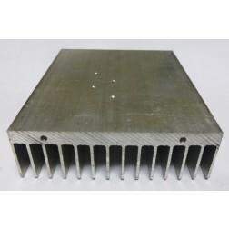 "HS50-5 Heatsink, Aluminum, 4-1/8"" x 5-1/8"""