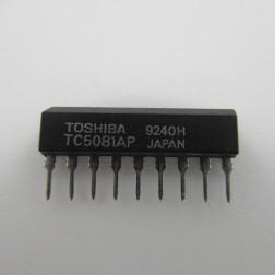 TC5081AP Phase Comparator, Toshiba