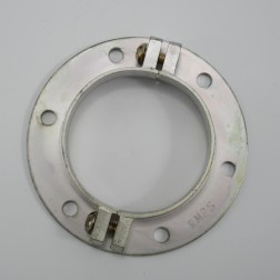 FM2S  Mounting Flange for Vacuum Relays/Capacitors, (Clean Used)