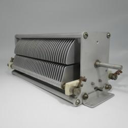 153-5  Air Variable Capacitor, 27-343 pf, 2500v, EF Johnson