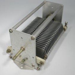 153-6-1  Air Variable Capacitor, 36-496 pf, 3500v, EF Johnson