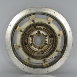 SK300A-EI Tube Socket for 4CX3500A thru 4CX15000A