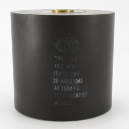 293150B202J00, Capacitance .002mfd, Voltage 15kv, Amps 20, Type 293(NOS)