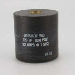 M195160B12A0, Capacitance .0012mfd, Voltage 6kv, Amps 2.2, (NOS)