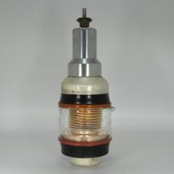 UCSX-700-12 Vacuum Variable Capacitor, 25-700pf, 12.5kv Peak, Jennings (Clean Used)