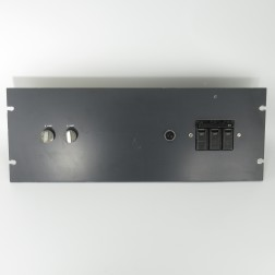 HENRY-CIRCUITPANEL  3000D Henry Electronics Circuit Breaker Panel