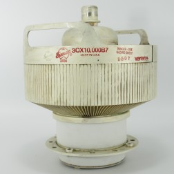 3CX10000B7 Eimac Triode Tube  Metal/Ceramic High-mu Power (Pull)