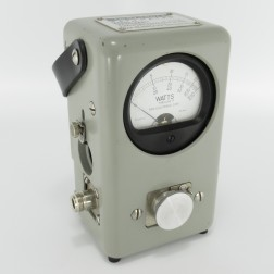 43N Motorola Wattmeter, Very Clean used Condition, Motorola Watt Meter Manufactured By Bird