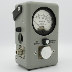 4431 Wattmeter with Variable RF Tap (Sampler), Bird (Clean Used)