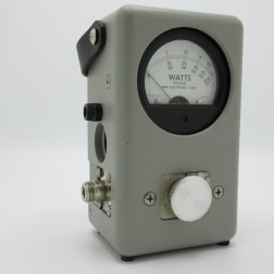 43P BIRD Wattmeter,  Peak Reading, Type-N Female QC Connectors, Bird (Pull)