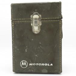 Green Motorola 43 Wattmeter and Element Carrying Case (PULL)