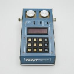 Bird 4381 Digital Wattmeter (Used Great Condition)