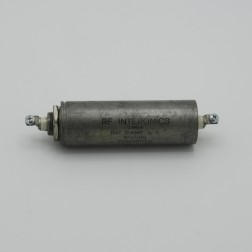 RF1710G Intertronics RFI / EMI feedthru filter. Screw terminals. 15 amp, 125 vac or 400 vdc (NOS)
