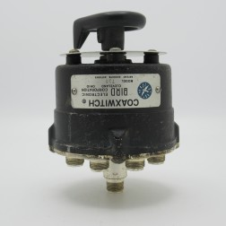 718  Coaxial Switch, 1P 8T, 50 ohm, DC-10 GHz, Bird (Clean Used)
