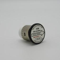 BIRD4410-26 Bird Wattmeter Element, 800-900 MHz, 10 watts, for Bird 4410A (Clean Used)