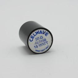 ALO15B  Dummy Load, 15 watt, Type-N Male, DC-1 GHz, Celwave (Clean Used)