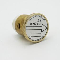 BIRD040-1-2 Bird, element 40-50 mhz 1w, Good used condition