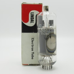 6LF6 Lindell, Tall Version, Beam Power Amplifier Tube (NOS/NIB),