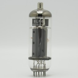 6LF6 Amperex, Tall Version, Beam Power Amplifier Tube (NOS/NIB),