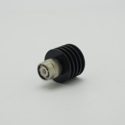 R404506000 Radiall Dummy Load, 6 watt, 50 ohm, TNC Male Connector, DC-2 GHz (NOS)
