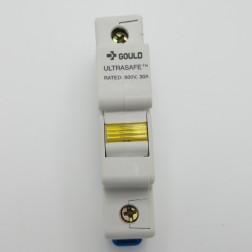USM1L Gould Ultrasafe ™ Circuit Breaker, 30 amp, 600 volt, (NOS)