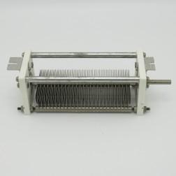 """VC365  Air Variable Capacitor, 25-365pf, 3kv, 53 plates, Spacing: 0.06""""(PULL)"""