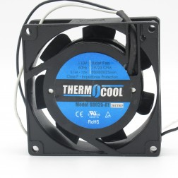 G8025HAS  Thermocool AC Box Fan, 0.13a, 13w, 19/23cfm