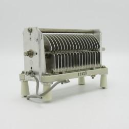 12515 Millen Variable Capacitor, 20-150pf 3kv, Comes With Ceramic Insulators (PULL)