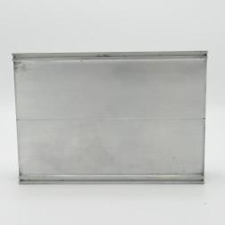 "HS50-6  Aluminum Heatsink, 4.125"" wide x 6"" long"