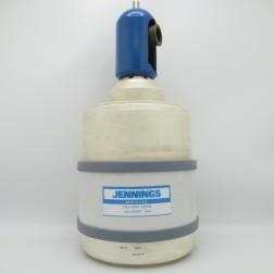 CVEC-4000-10N764 Jennings 10KV 100-4000pF Air Cooled Variable Vacuum Capacitor (NOS)